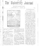 HU Journal, Volume 3 Issue 7