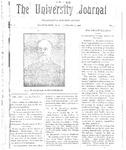 HU Journal, Volume 3 Issue 7