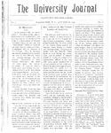 HU Journal, Volume 3 Issue 10