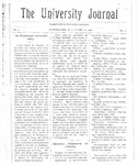 HU Journal, Volume 3 Issue 22