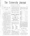 HU Journal, Volume 3 Issue 23