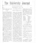 HU Journal, Volume 3 Issue 24
