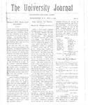 HU Journal, Volume 3 Issue 24