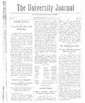 HU Journal, Volume 3 Issue 25
