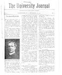 HU Journal, Volume 4 Issue 1