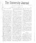 HU Journal, Volume 4 Issue 2