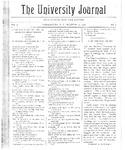 HU Journal, Volume 4 Issue 3