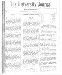 HU Journal, Volume 4 Issue 5