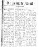 HU Journal, Volume 4 Issue 8