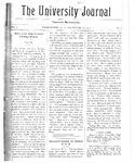 HU Journal, Volume 4 Issue 9