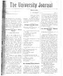 HU Journal, Volume 4 Issue 11