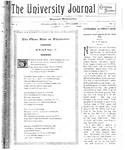 HU Journal, Volume 4 Issue 13