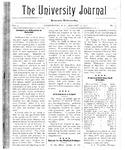HU Journal, Volume 4 Issue 15