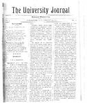 HU Journal, Volume 4 Issue 17