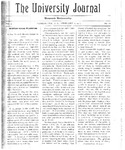 HU Journal, Volume 4 Issue 18