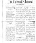 HU Journal, Volume 4 Issue 20