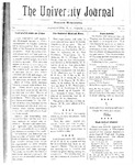 HU Journal, Volume 4 Issue 22