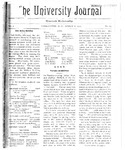 HU Journal, Volume 4 Issue 23