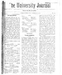 HU Journal, Volume 4 Issue 23