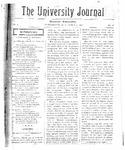 HU Journal, Volume 4 Issue 26