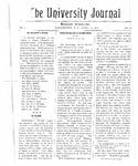 HU Journal, Volume 4 Issue 27