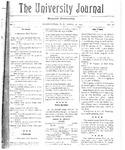 HU Journal, Volume 4 Issue 28