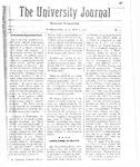 HU Journal, Volume 4 Issue 30