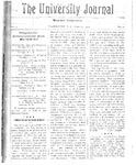 HU Journal, Volume 4 Issue 32