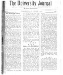 HU Journal, Volume 5 Issue 1