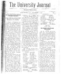 HU Journal, Volume 5 Issue 3
