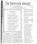 HU Journal, Volume 5 Issue 6
