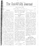 HU Journal, Volume 5 Issue 7