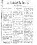HU Journal, Volume 5 Issue 11