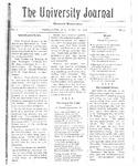HU Journal, Volume 5 Issue 13