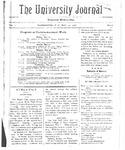 HU Journal, Volume 5 Issue 15