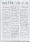 HU Journal, Volume 6 Issue 3