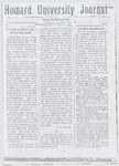 HU Journal, Volume 6 Issue 4
