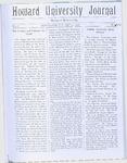 HU Journal, Volume 6 Issue 10