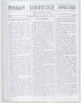 HU Journal, Volume 6 Issue 11