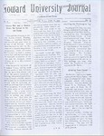 HU Journal, Volume 6 Issue 18