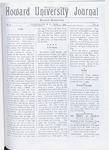 HU Journal, Volume 6 Issue 19