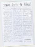 HU Journal, Volume 6 Issue 23