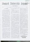 HU Journal, Volume 6 Issue 29