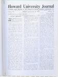 HU Journal, Volume 7 Issue 14