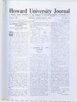 HU Journal, Volume 7 Issue 15