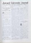 HU Journal, Volume 7 Issue 18
