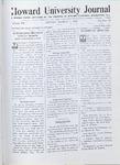 HU Journal, Volume 7 Issue 19
