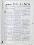 HU Journal, Volume 7 Issue 23