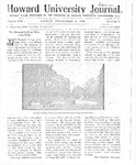 HU Journal, Volume 8 Issue 7