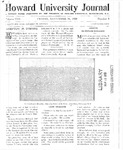 HU Journal, Volume 8 Issue 8